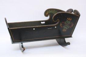 Antique Pennsylvania Dutch Rocking Chair