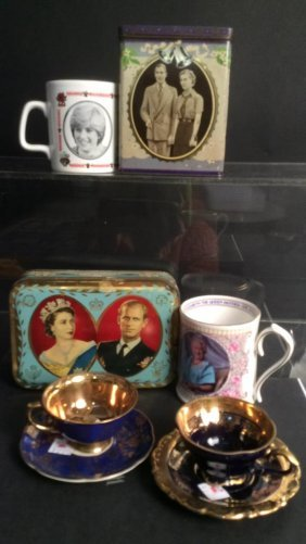 Princess Diana Collectibles And More