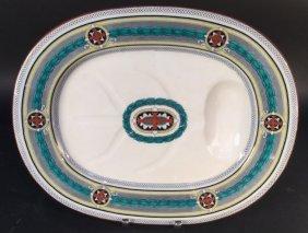 Antique Wedgwood & Co Victoria English Platter