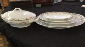 5 Piece Dinning Room Dish Set Made By Imperial