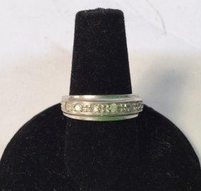 Women's 18k Diamond Ring