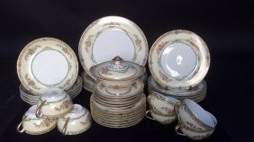 Alicia By Noritake China 35 Piece Set