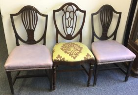 Vintage Chair Group Lot All Vintage Chairs In This Lot