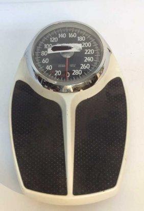 Vintage Classic Healthometer Scale Classic Vintage