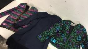 Vintage Designer Ladies Clothing