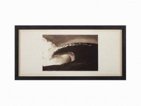 Robert Longo, 'untitled (wave #2)', Lithograph, 2000