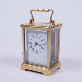 Carriage Clock.