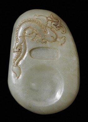 Jade Ink Stone