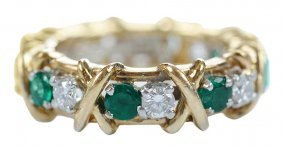Schlumberger For Tiffany & Co. Emerald