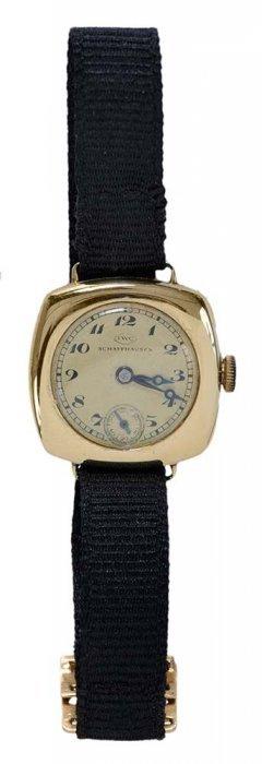 Lady's Antique Iwc Schaffhausen Watch