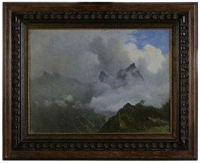 Attributed To Albert Bierstadt
