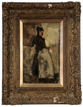 Attributed George Hendrik Breitner