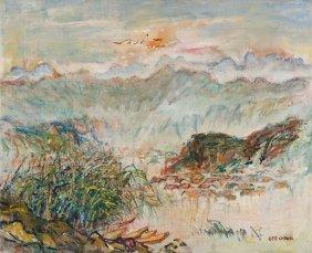 George Chann (chen Yin-pi), Terre Mountain View