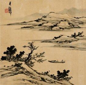 Huang Junbi, Riverside