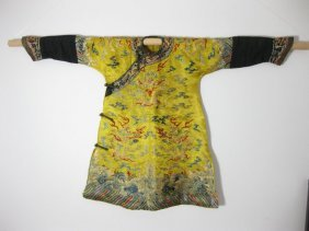 An Imperial Robe, Qing Dynasty