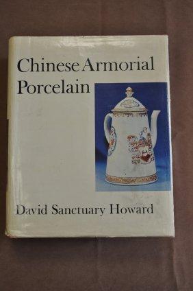 1 Vol. David Howard Armorial Porcelains