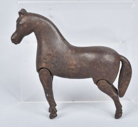 Ives Cast Iron Articulated Horse