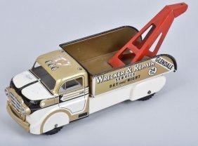 Marx Glendale Wrecker & Repair Tow Truck