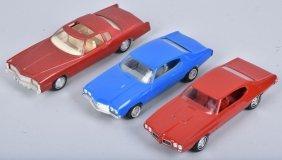 Pontiac Gto, Chevy Chevelle, & More Promo Cars
