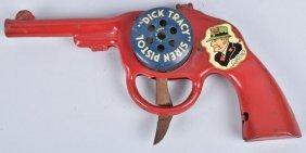 Marx Dick Tracy Siren Pistol