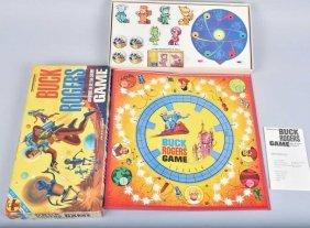 Transogram Buck Rogers Board Game W/ Box