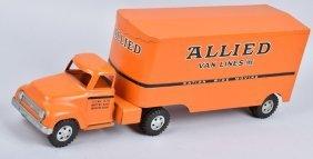Tonka Allied Van Lines Semi Truck
