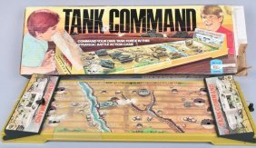 Ideal Tank Command W/ Box
