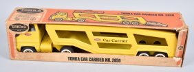 Tonka #2850 Car Carrier W/ Box