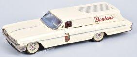 Vintage 1961 Olds Sedan Delivery Bordens Car