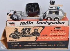 Remco Mobile Loudspeaker Truck W/ Box