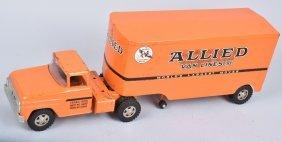 Tonka Allied Van Line Semi Truck