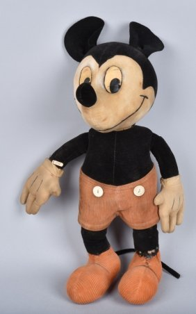 Gund Stuffed Mickey Mouse