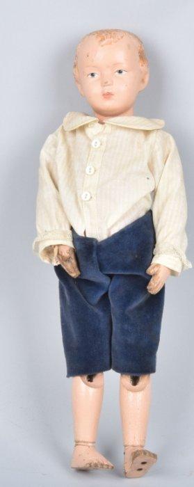 Schoenhut Boy Doll, Vintage