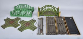 Lot Of 2 Lionel Standard Gauge Bridges
