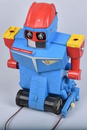Ideal Battery Op Robot Commando