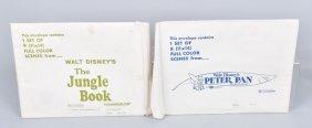 Walt Disney The Jungle Book And Peter Pan Prmo Kit
