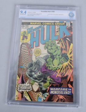 Incredible Hulk #195 Cbcs 9.4