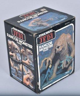 Star Wars Return Of The Jedi Rancor Monster Figure