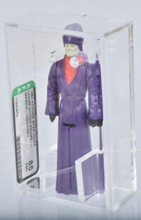 1984 Afa Grade Star Wars Imperial Dignitary Figure