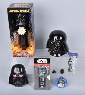 Star Wars Darth Vader Lot