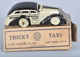 Boxed Marx Tricky Taxi