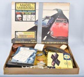 Aurora Model Motoring Set #1302-2495 W/ Box