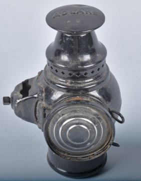 Early Adlake Auto Lamp