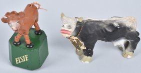 Elsie Cow Puch Puppet & More