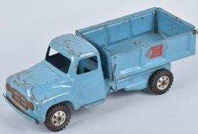 Buddy L Pressed Steel Sand & Stone Dump Truck
