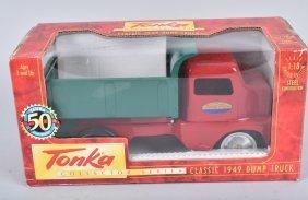 Tonka Truck W/ Box