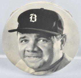 Babe Ruth Baseball Score & Pitch Counter