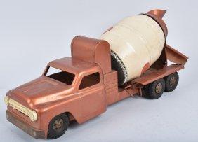 Structo Readt Mix Cement Mixer Truck