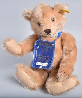 Steiff Passport Bear 0245/40