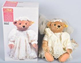Steiff Bride Bear 0155/36